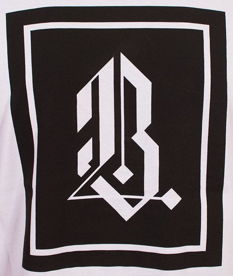 Biuro Ochrony Rapu-Gotyk T-shirt Biały