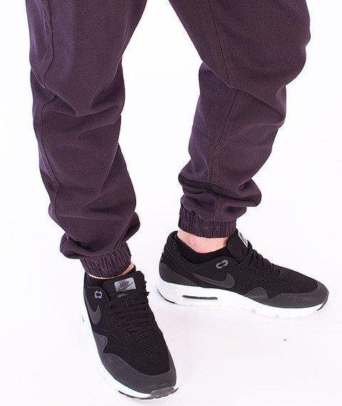 Biuro Ochrony Rapu-Jogger Spodnie Materiałowe Grafitowe