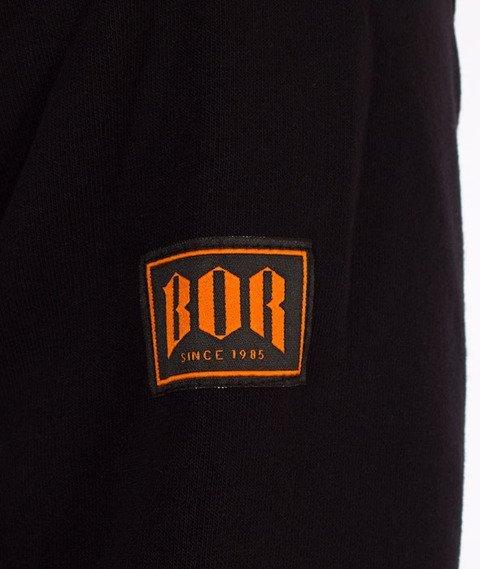 Biuro Ochrony Rapu-New Borcrew Bluza Czarna