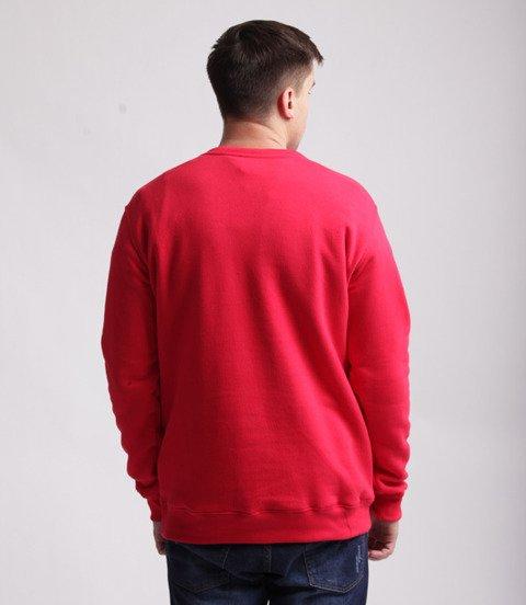 Biuro Ochrony Rapu-New Herb Bluza Czerwony