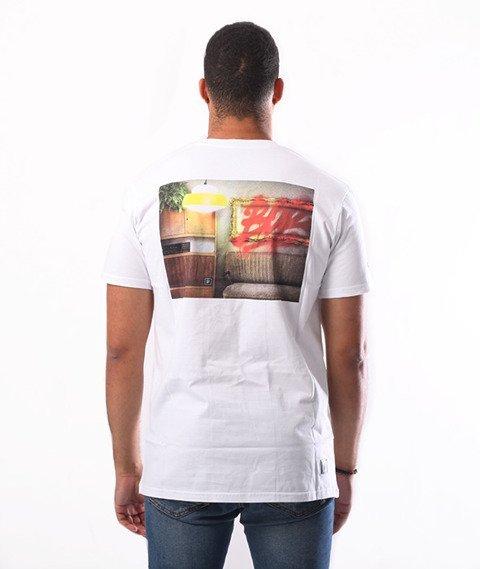 Biuro Ochrony Rapu-PRL T-shirt Biały