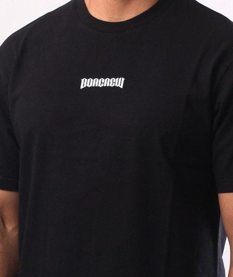 Biuro Ochrony Rapu-PRL T-shirt Czarny