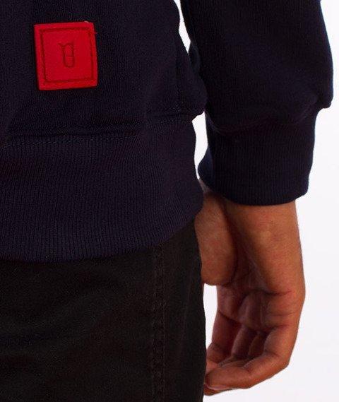 Biuro Ochrony Rapu-PSG Bluza Granat