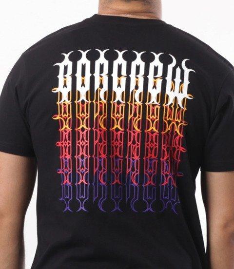 Biuro Ochrony Rapu-Scolo T-shirt Czarny