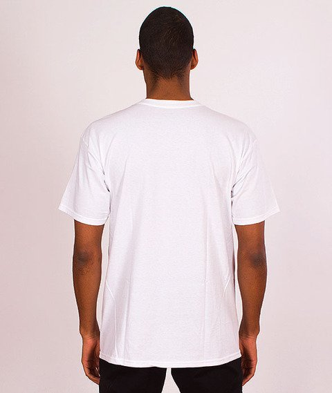 Black Scale-Dark Rebel T-Shirt White