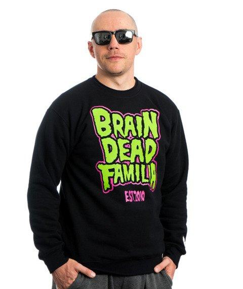 Brain Dead Familia POISON Bluza Czarny