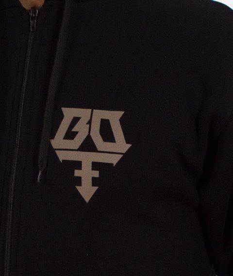 Brain Dead Familia-Samurai Bluza Zip Czarna