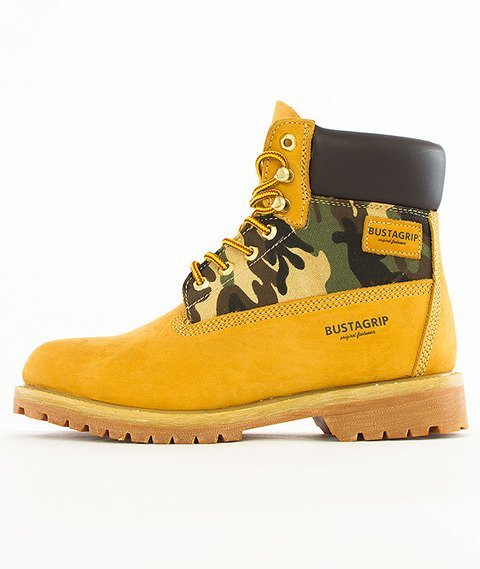 Bustagrip-King BGH-0830YEL+CAMO Yellow