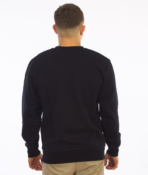 Carhartt-Dimensions Sweatshirt Cotton Black/White