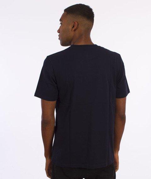 Carhartt-Lester Pocket T-Shirt Navy/Carlos Check-Jupiter