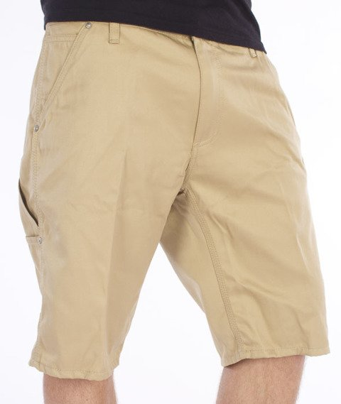 Carhartt-Lincoln Single Knee Krótkie Spodnie Hull Rigid