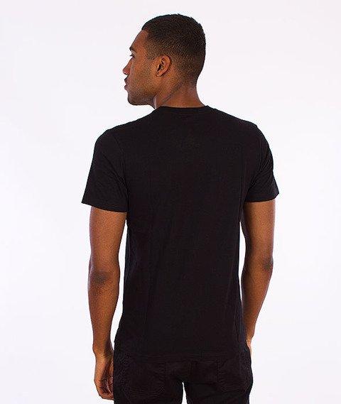 Carhartt-Palm T-Shirt Black/Multicolor Negative