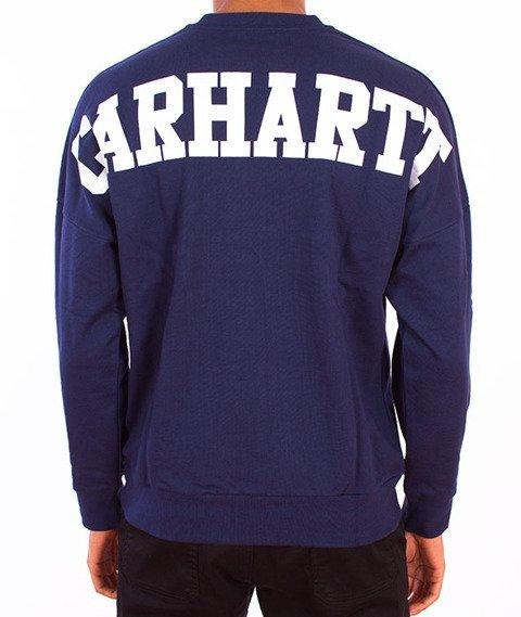 Carhartt-Tony Sweat Blue/White