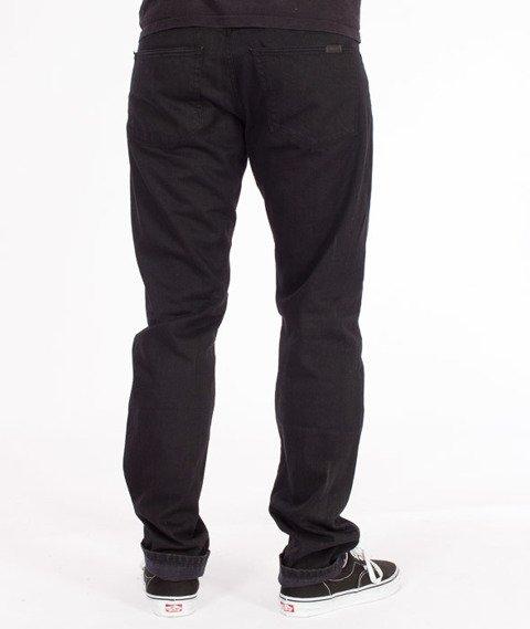 Carhartt-Vicious Pant Black Rinsed