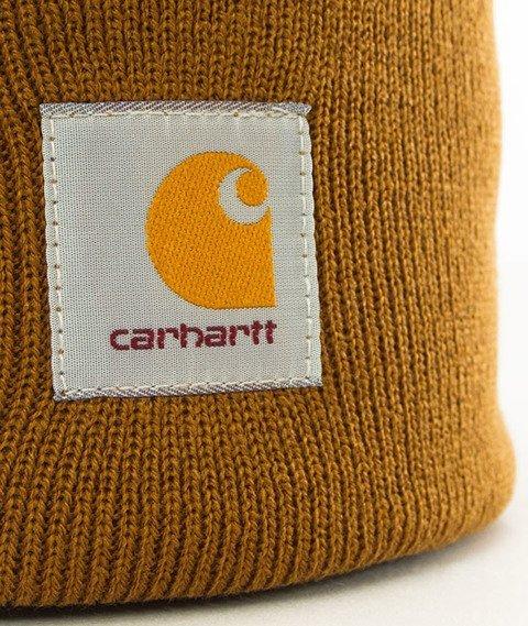 Carhartt WIP-Acrylic Watch Hat Hamilton Brown