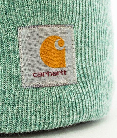 Carhartt WIP-Acrylic Watch Hat Soft Green Heather