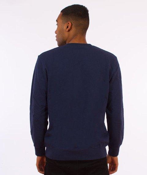 Carhartt WIP-College Sweatshirt Bluza Blue/Yellow