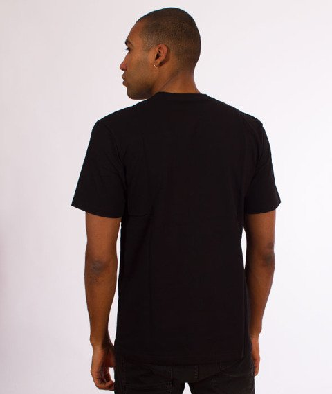Carhartt WIP-College T-Shirt Black/White