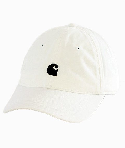 Carhartt WIP-Major Cap Snapback White