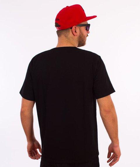 Carhartt WIP-Stray T-Shirt Black/Wax