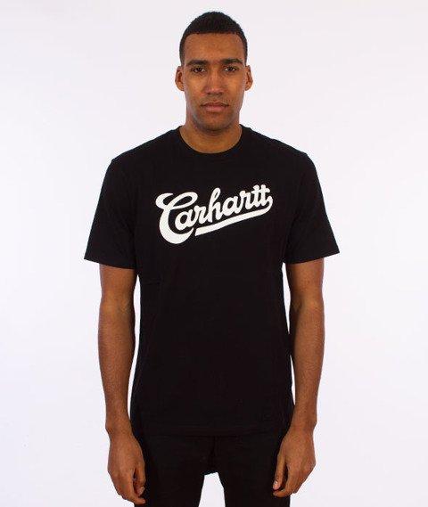 Carhartt WIP-Vintage T-Shirt Black/White