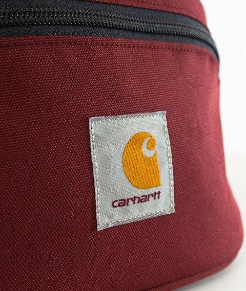 Carhartt WIP-Watch Hip Bag Nerka Chianti/Dark Navy