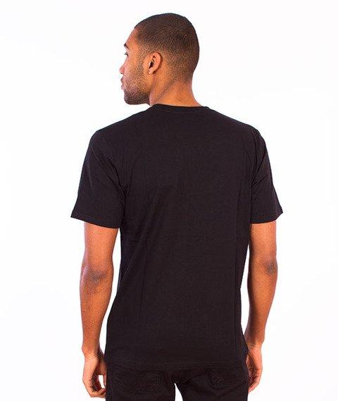 Carhartt-Wip Script T-Shirt  Black/Camo Stain