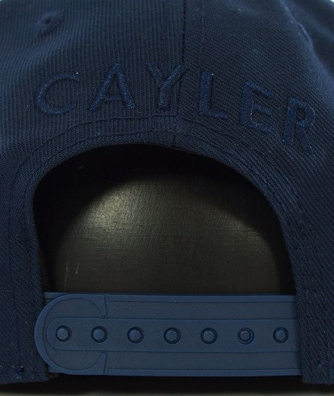 Cayler & Sons-Amsterdam Cap Snapback Navy