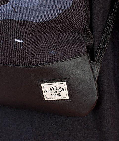 Cayler & Sons- BKNY Gym Bag Black/White