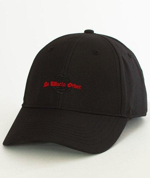 Cayler & Sons-BL Order Curved Snapback Black/Red