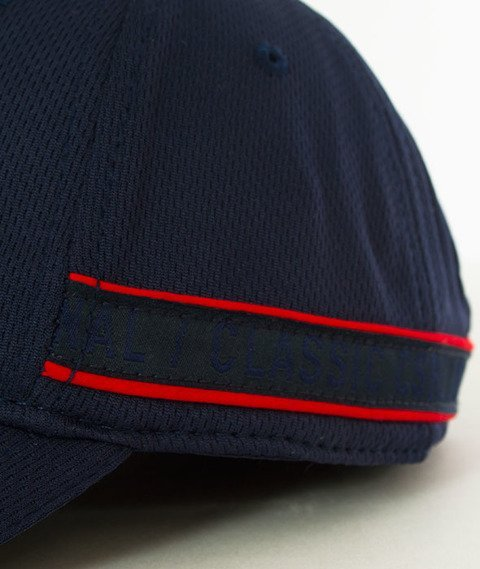 Cayler & Sons-BL Worldwide Classic Curved Snapback Navy/White