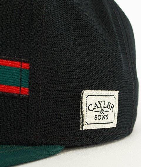 Cayler & Sons-Biggie Snapback Black