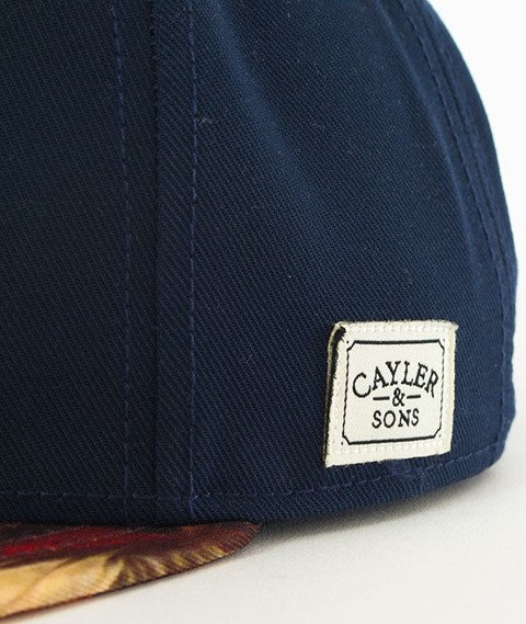 Cayler & Sons-Break Bread Snapback Navy