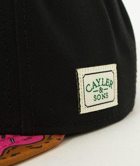 Cayler & Sons-GL Munchies Classic Snapback Black