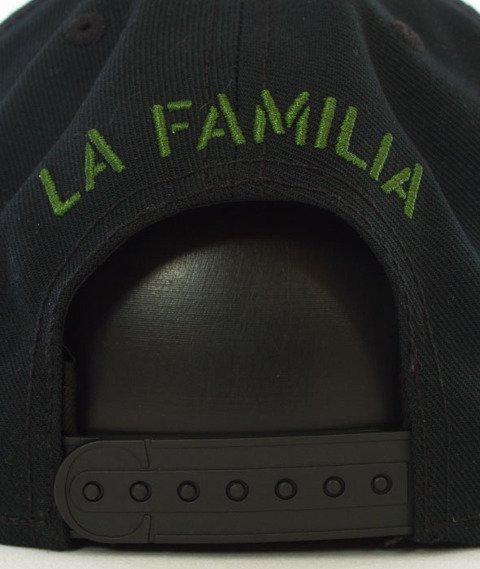 Cayler & Sons-La Fmilia Snapback Black/Camo