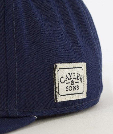 Cayler & Sons-Make It Rain Cap Snapback Navy/Multicolor