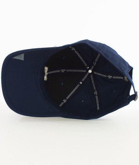 Cayler & Sons-Make It Rain Curved Strapback Navy