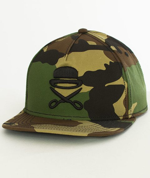 Cayler & Sons-PA Icon Snapback Woodland/Black