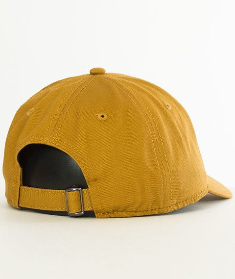Cayler & Sons-PA Small Icon Curved Snapback Sand/Black