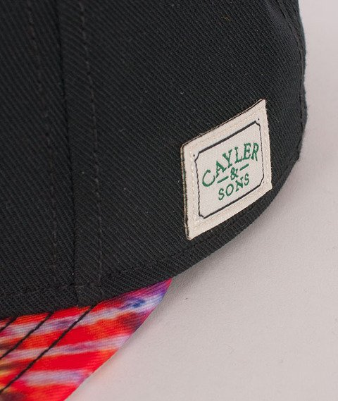 Cayler & Sons-Super High Cap Black/Holographic