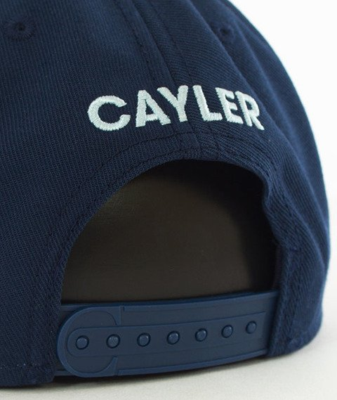 Cayler & Sons-WL A Dream Snapback Black