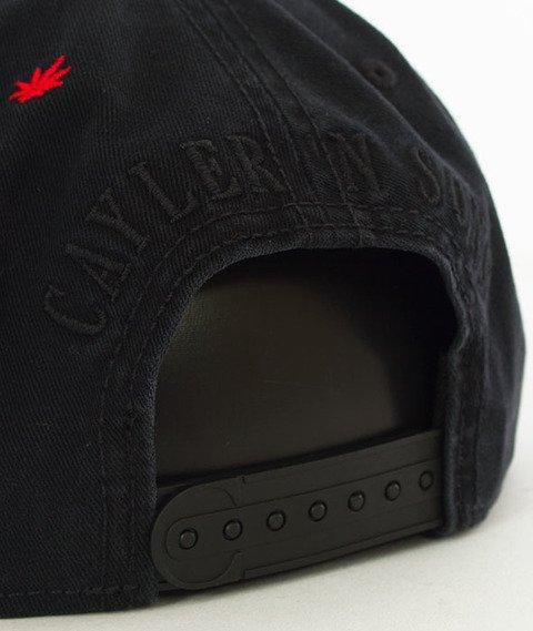 Cayler & Sons-WL Budz N Skullz Snapback Black