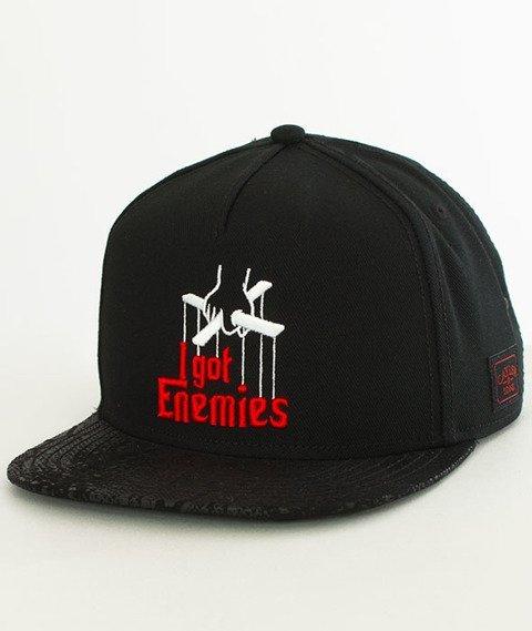 Cayler & Sons-WL Enemies Snapback Black/Red