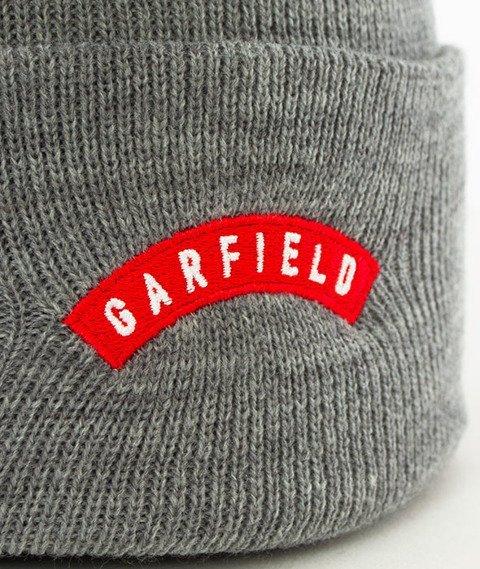 Cayler & Sons-WL Hyped Garfield Old School Beanie Grey