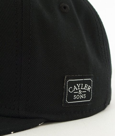 Cayler & Sons-WL In The House Snapback Black