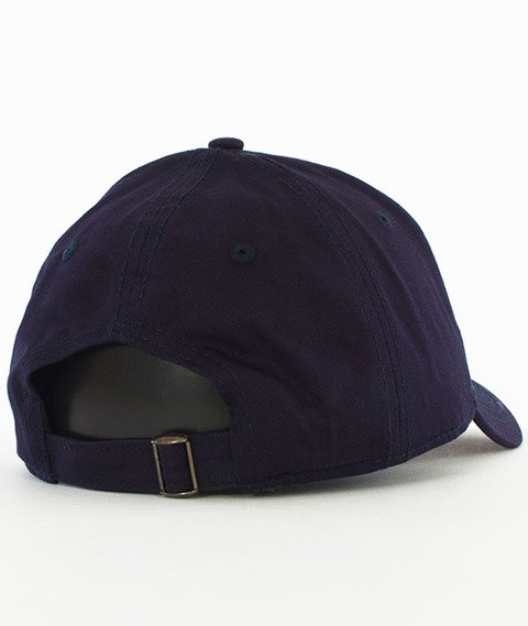 Cayler & Sons-WL King Garfield Curved Strapback Navy