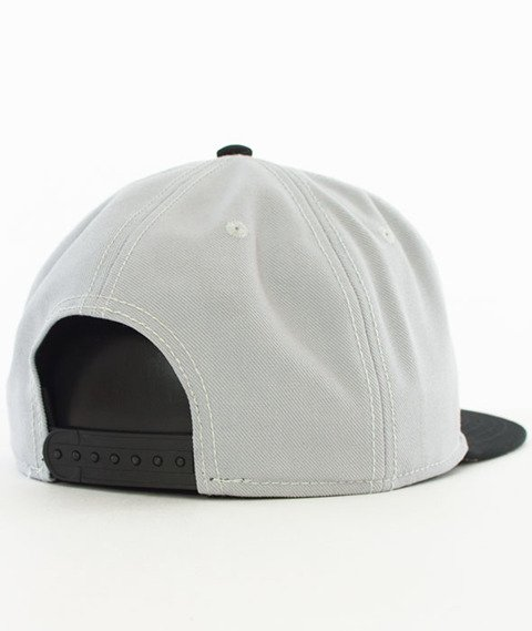 Cayler & Sons-WL Left Side Garfield Snapback Grey