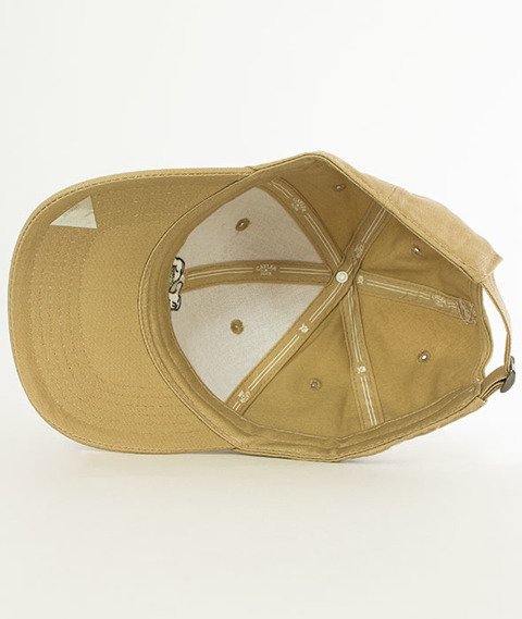 Cayler & Sons-WL Make It Rain Curved Snapback Sand