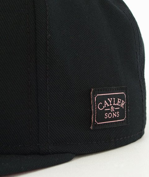 Cayler & Sons-WL On My Mind Snapback Black