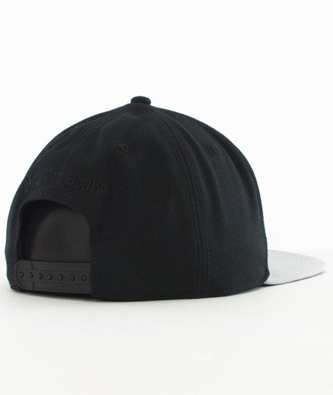 Cayler & Sons-WL To Blow Snapback Black/Grey